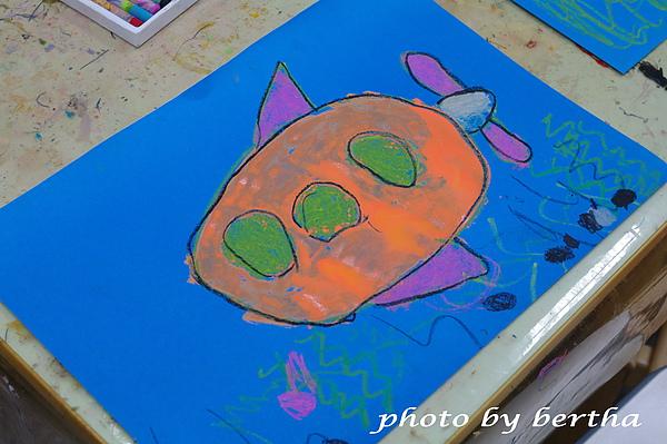 一豆畫的潛水艇.jpg