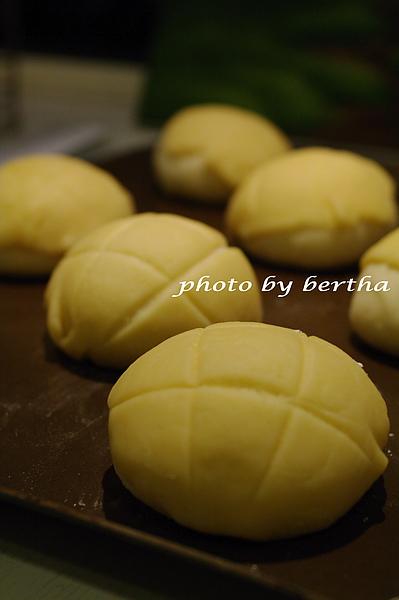 發酵完成的菠蘿麵包.jpg
