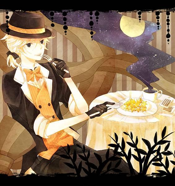 夢喰い白黒バク-3