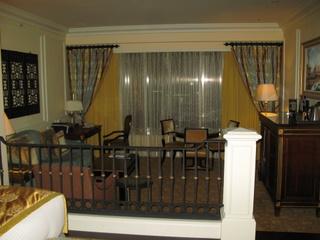威尼斯人飯店~客廳