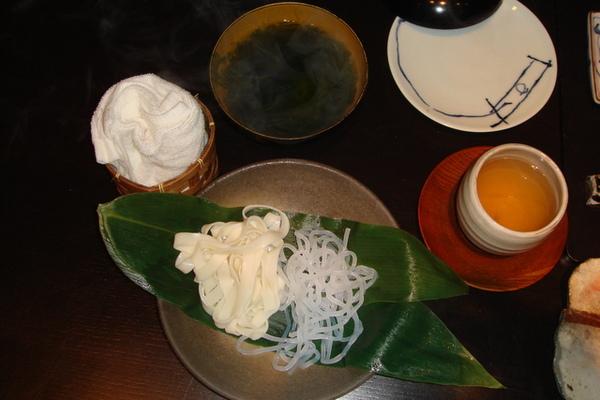 壽喜燒的麵食