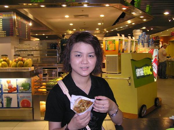 欣豫的北京第一餐