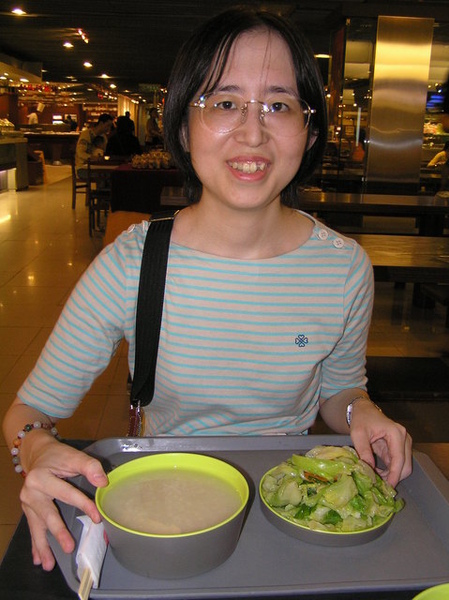 Naoko的北京第一餐