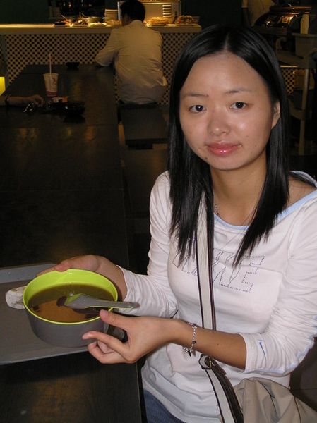 小雕的北京第一餐