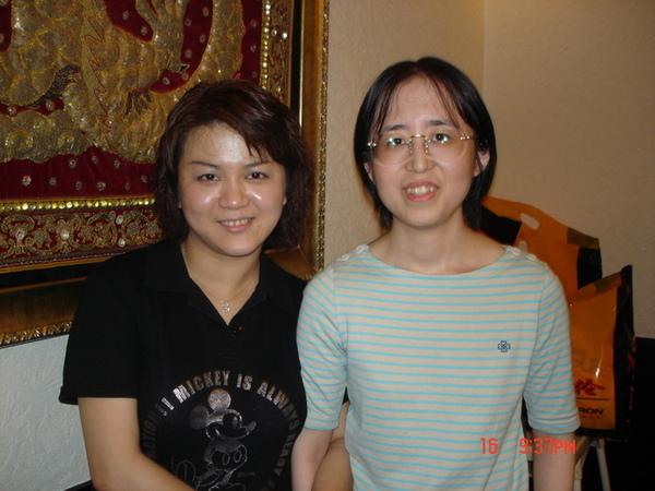 欣豫&Naoko