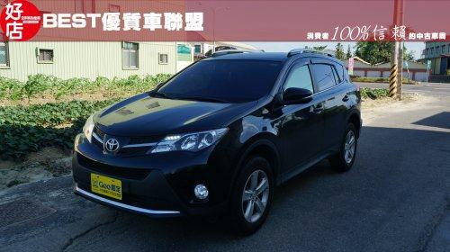 2014年 Toyota RAV4 黑色 豐田中古車.jpg