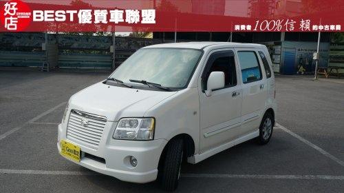 2006年 Suzuki Solio 白色 鈴木中古車.jpg