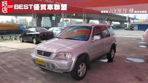 2000年 Honda CRV 銀色 本田中古車.jpg