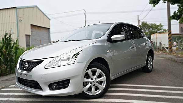 2013年 Nissan Tiida 日產中古車