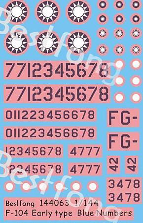 144063F-104Numbers+Emblems