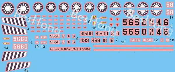 144036aRF-101A-Decal