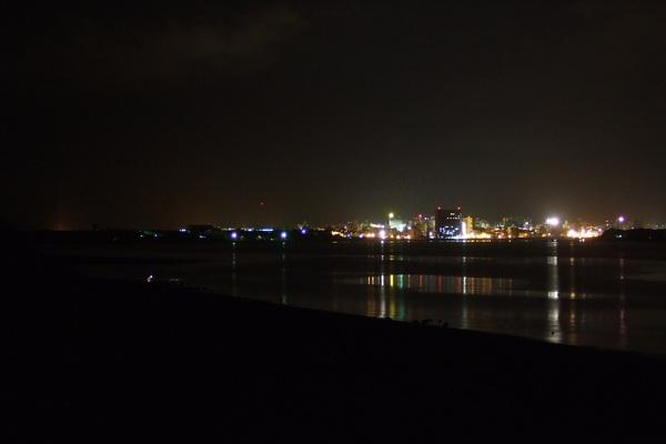 澎湖的夜景