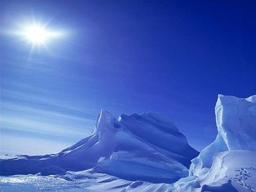 世界美景/南極之美