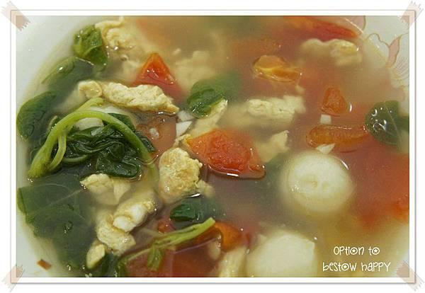 苋菜汤 2