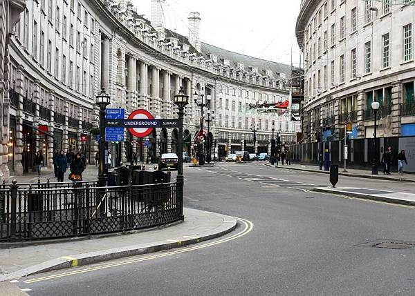 Piccadilly-Circus-Regent-Street