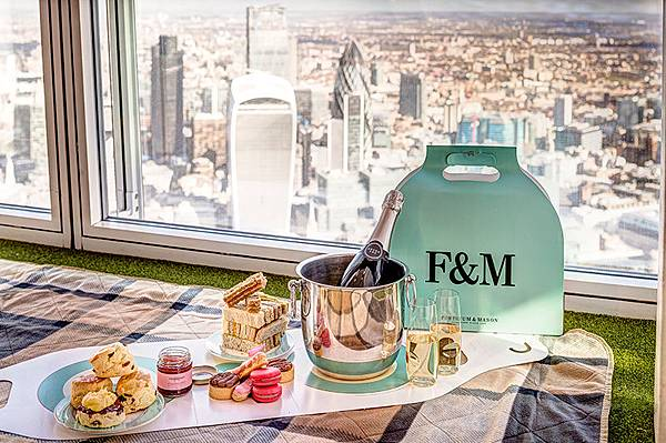 The-View-from-The-Shard-and-Fortnum-Mason-launch-exclusive-Sky-High-Tea-packages-for-summer-2015-3