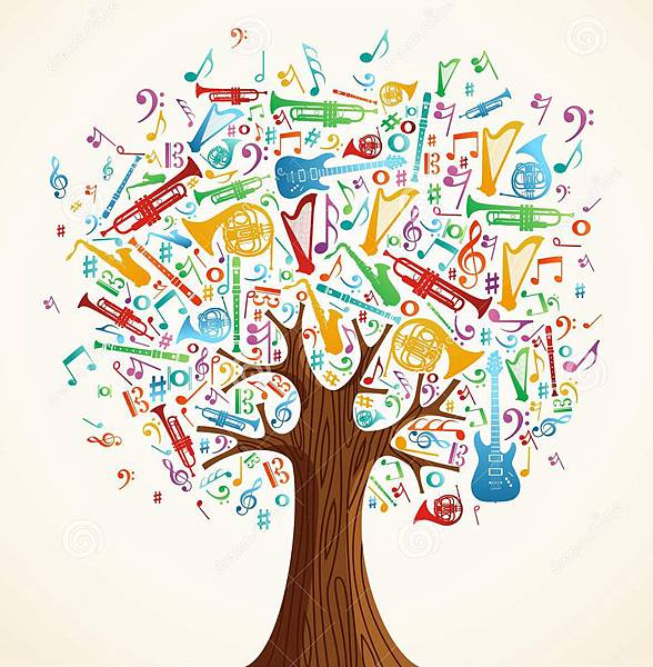 abstract-musical-tree-made-instruments-26082875