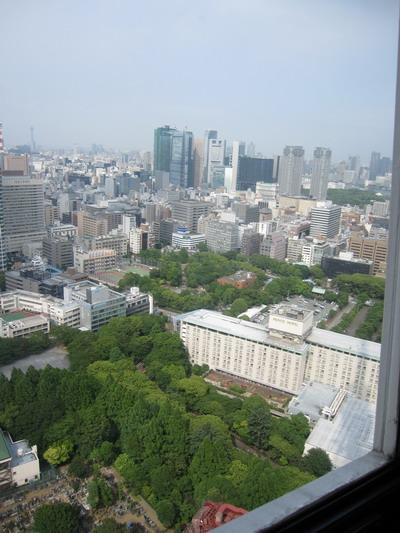 東京見學-150m的風景