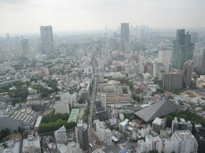 東京見學-250m的風景