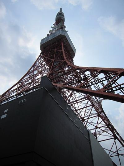 東京見學-東京鐵塔