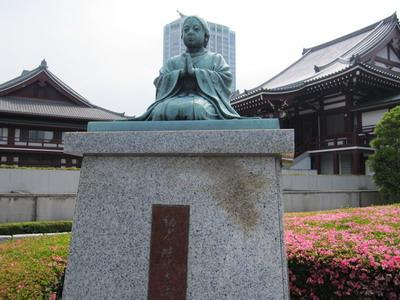 東京見學-17.增上寺