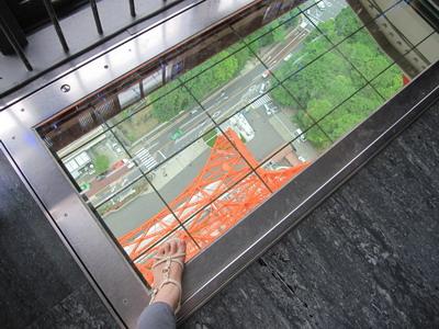 東京見學-卒仔的腳
