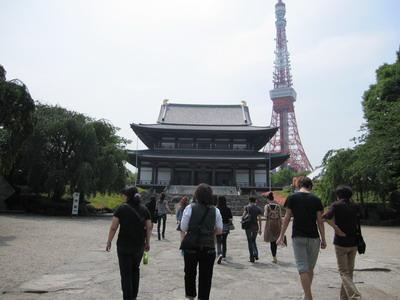 東京見學-09.增上寺
