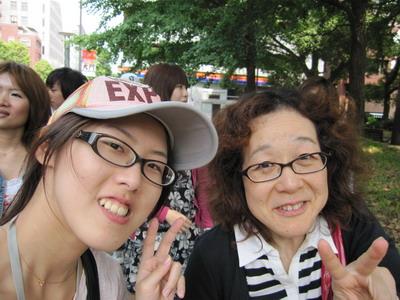 東京見學-05.很愛拍!