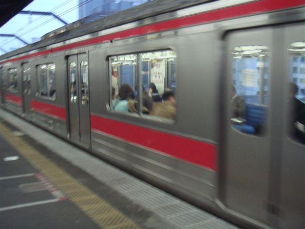JR山手線快速車
