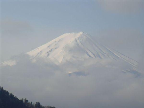 富士山出現了~