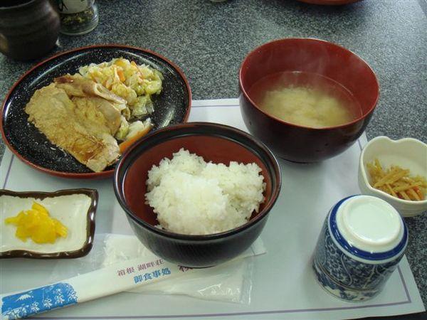 蘆之湖午餐