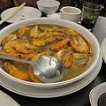 蒜香枸杞蒸蝦