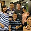 小錢包和大肚婆爸媽、公婆、小叔與他女友