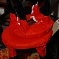 11 前天自己黏的二張椅子.JPG