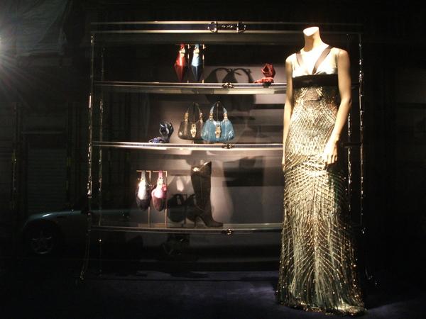 米蘭時尚櫥窗