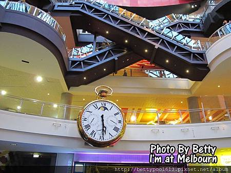 Melbourne-大掛鐘