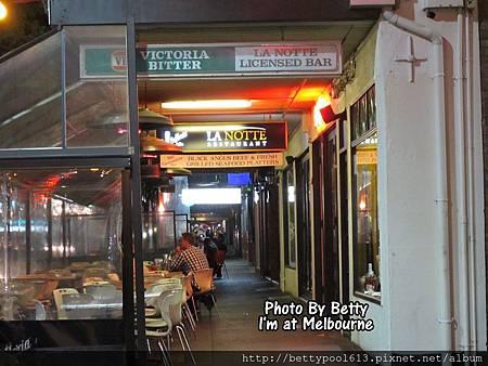 Melbourne-義大利街