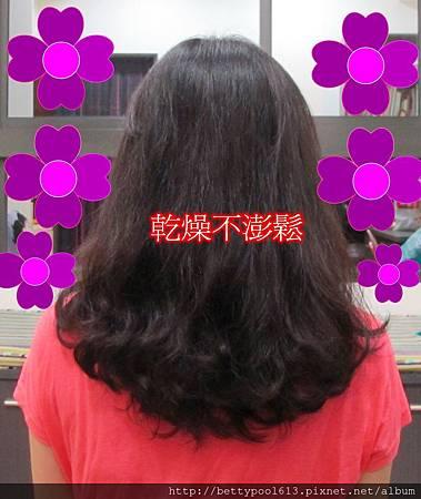 紫玫瑰髮油