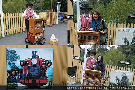 蒸汽小火車