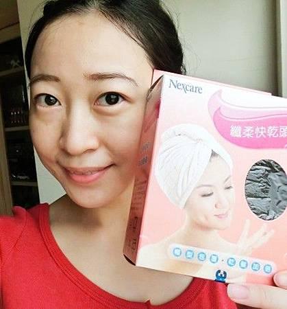 【快乾頭巾推薦】3M Nexcare纖柔快乾頭巾-輕鬆省時、省電、乾髮帽