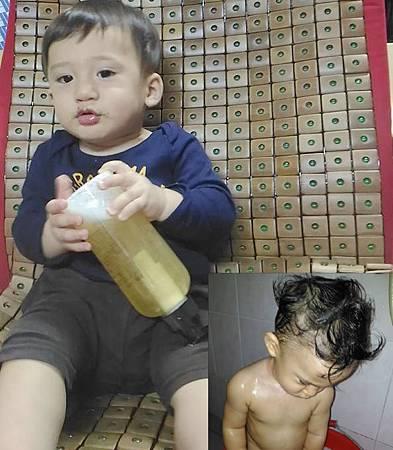 寶寶洗髮精
