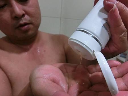 歐森洗面乳