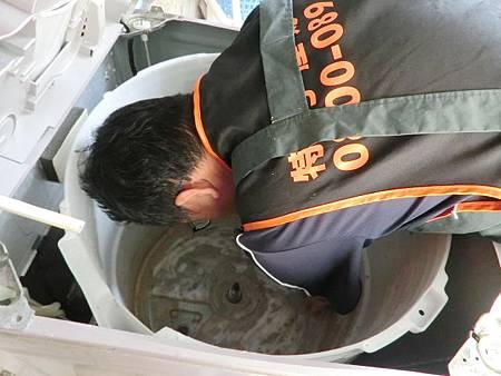 洗衣機清潔