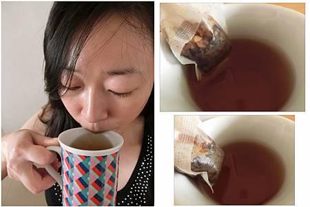 黑豆水+面膜