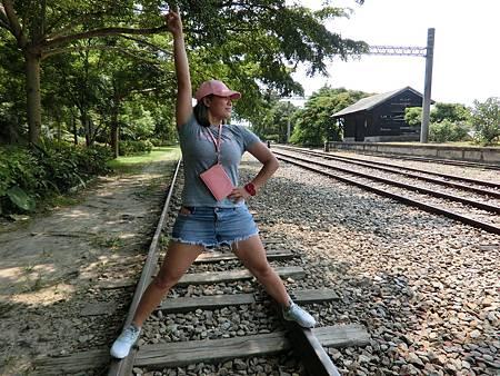 泰安舊鐵道