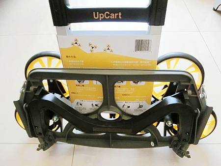美國UPCART輕量爬梯車