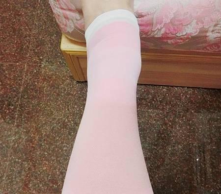 睡眠塑腿襪