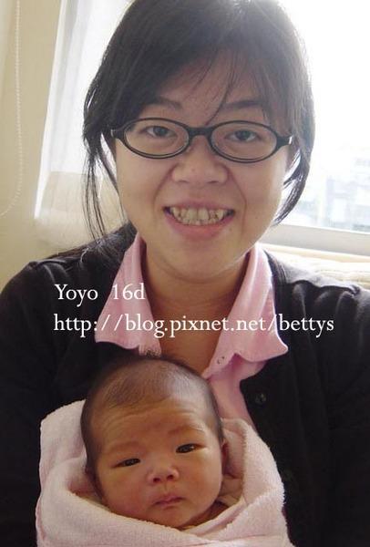 betty與yoyo