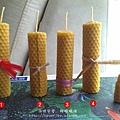 蜂蠟蠟燭(2)