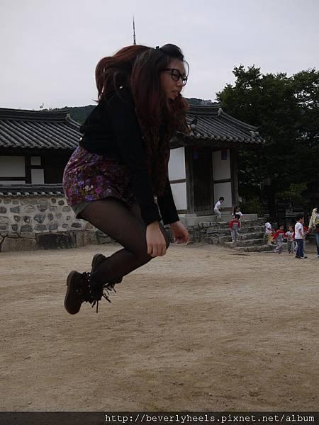憂鬱得讓人想跳躍